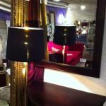 lampa spegel