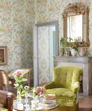 Inredning tricia guild inspiration inredning for Designers guild bedroom ideas