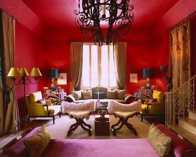 Vardagsrum färger – Inspiration Inredning