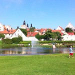 almedalen visby