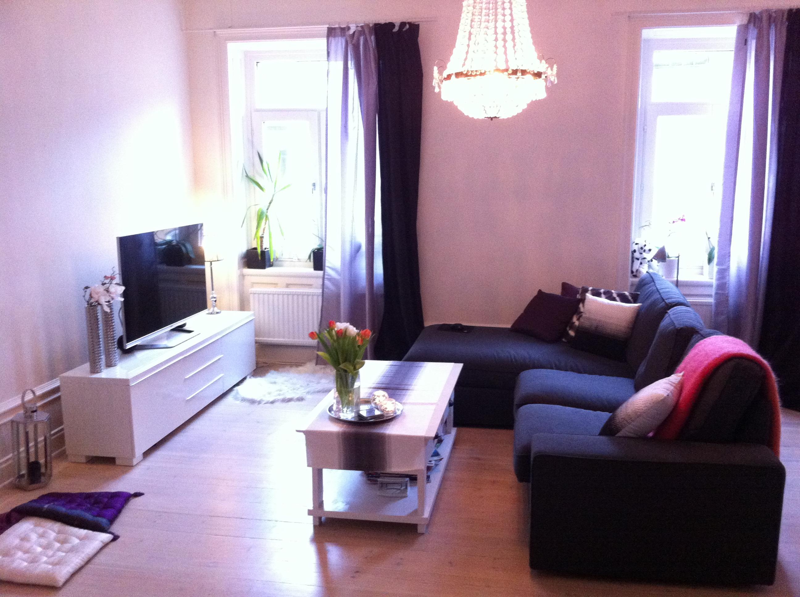 Inreda Kok Och Vardagsrum : Tips inreda vardagsrummet i orange forgkombination