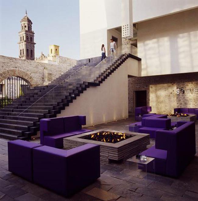 Inredning uteplats inspiration inredning for Really cool hotels
