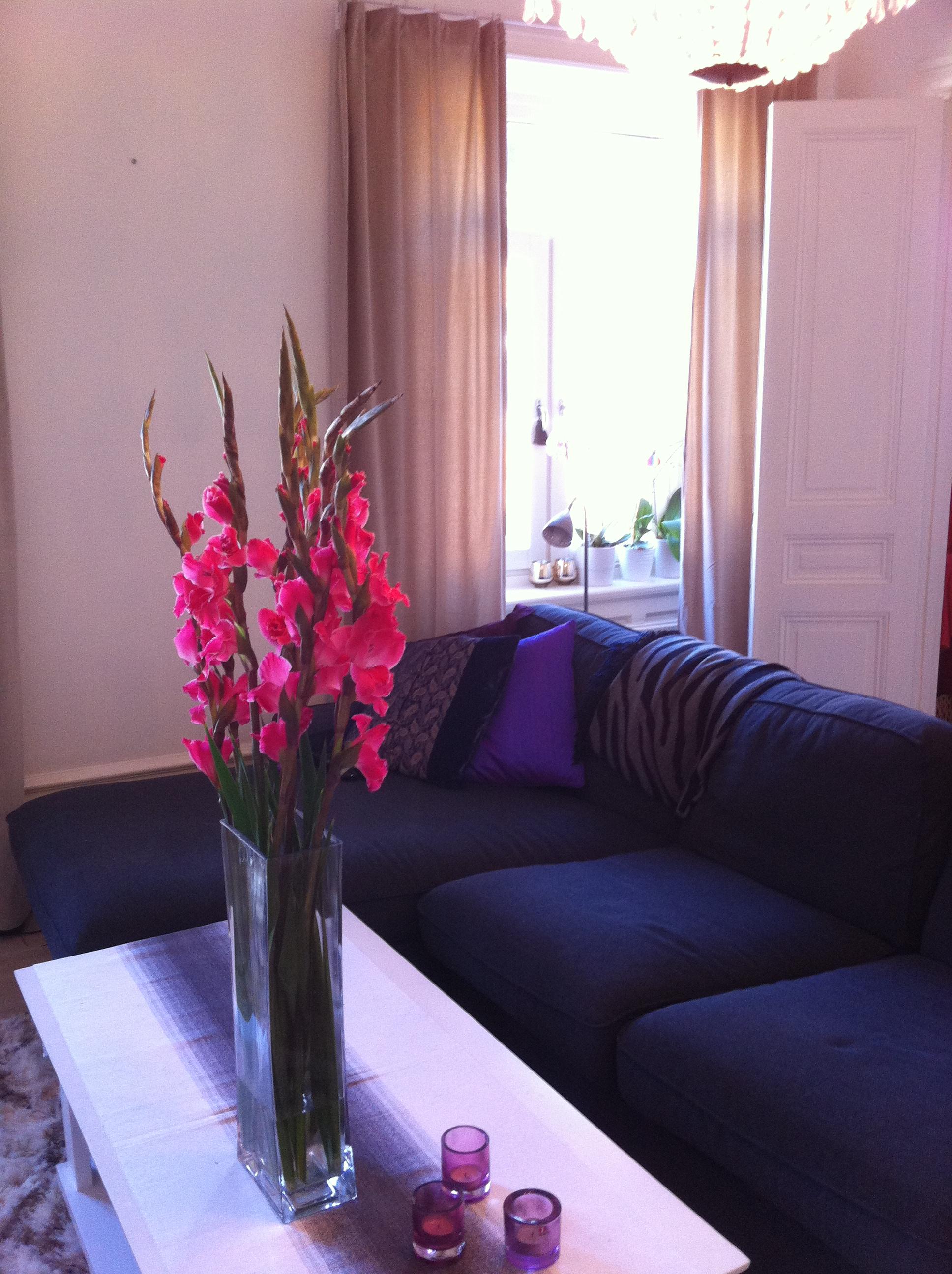 Inreda Kok Och Vardagsrum : Inreda vardagsrummet mork soffa