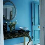 hall blå inspiration