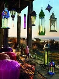 indisk veranda